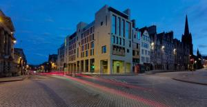 Picture of G & V Royal Mile Hotel Edinburgh