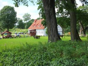 Dwór Klewiny, Фермерские дома  Klewiny - big - 8