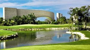 Luxurious Condo in a Breathtaking Environment - Access to Grand Bahia Amenities, Apartments  Akumal - big - 57