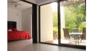 Luxurious Condo in a Breathtaking Environment - Access to Grand Bahia Amenities, Apartments  Akumal - big - 43