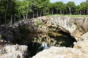 Luxurious Condo in a Breathtaking Environment - Access to Grand Bahia Amenities, Apartments  Akumal - big - 4