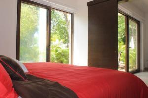 Luxurious Condo in a Breathtaking Environment - Access to Grand Bahia Amenities, Apartments  Akumal - big - 10