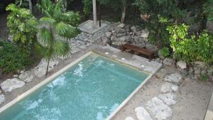 Luxurious Condo in a Breathtaking Environment - Access to Grand Bahia Amenities, Apartments  Akumal - big - 36