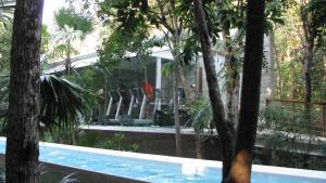 Luxurious Condo in a Breathtaking Environment - Access to Grand Bahia Amenities, Apartments  Akumal - big - 37
