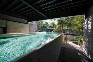 Luxurious Condo in a Breathtaking Environment - Access to Grand Bahia Amenities, Apartments  Akumal - big - 38