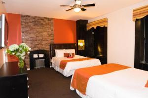 Royal Park Hotel & Hostel, Hostely  New York - big - 54