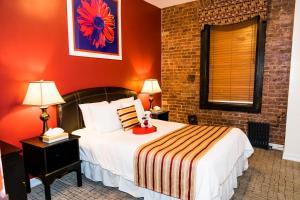 Royal Park Hotel & Hostel, Hostely  New York - big - 51