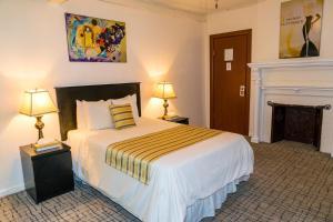 Royal Park Hotel & Hostel, Hostely  New York - big - 49