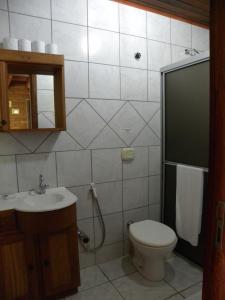 Pousada Recanto das Vieiras, Гостевые дома  Порту-Белу - big - 26