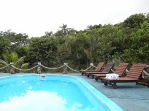 Pousada Recanto das Vieiras, Гостевые дома  Порту-Белу - big - 35