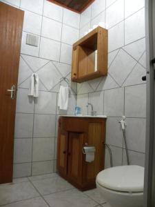 Pousada Recanto das Vieiras, Гостевые дома  Порту-Белу - big - 42