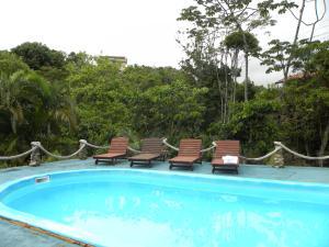 Pousada Recanto das Vieiras, Гостевые дома  Порту-Белу - big - 33