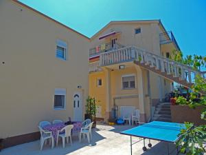 Apartment Anja, Apartments  Tivat - big - 12