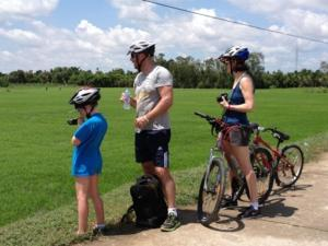 Mekong Cycle Rest - Tan Hiep