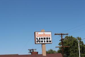 Townhouse Motel, Мотели  Бишоп - big - 1