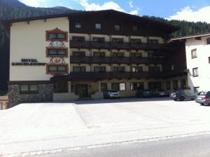 Hotel Kirchlerhof - Hintertux