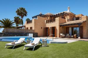 Hotel Suite Villa Maria, Отели  Адехе - big - 84
