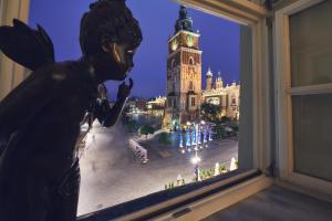 4 hvězdičkový hotel Hotel Imperial Krakov Polsko