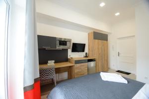Partner Guest House Khreschatyk, Appartamenti  Kiev - big - 42