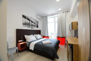 Partner Guest House Khreschatyk, Appartamenti  Kiev - big - 16