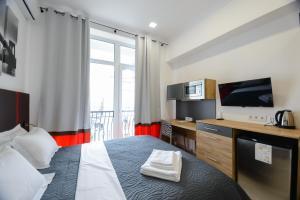 Partner Guest House Khreschatyk, Appartamenti  Kiev - big - 44