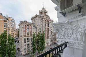 Partner Guest House Khreschatyk, Appartamenti  Kiev - big - 48
