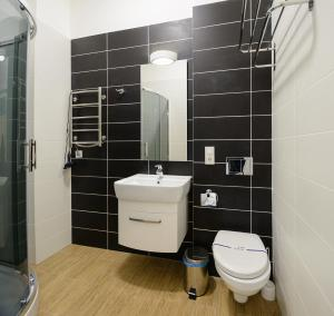 Partner Guest House Khreschatyk, Appartamenti  Kiev - big - 50