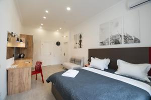 Partner Guest House Khreschatyk, Appartamenti  Kiev - big - 51