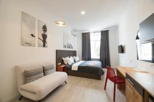 Partner Guest House Khreschatyk, Appartamenti  Kiev - big - 53