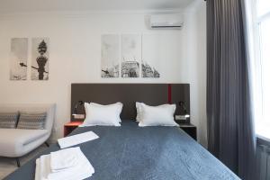 Partner Guest House Khreschatyk, Appartamenti  Kiev - big - 52