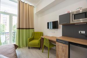 Partner Guest House Khreschatyk, Appartamenti  Kiev - big - 118