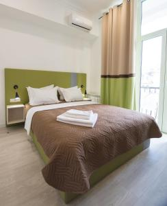 Partner Guest House Khreschatyk, Appartamenti  Kiev - big - 116