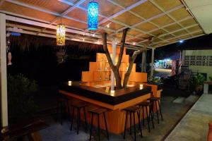 Smile Hostel Koh Phangan, Hostelek  Bantaj - big - 55