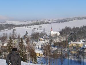 Albergues - Chata Roubenka