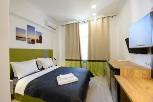 Partner Guest House Khreschatyk, Appartamenti  Kiev - big - 113