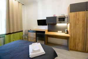 Partner Guest House Khreschatyk, Appartamenti  Kiev - big - 108