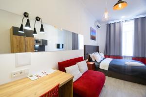 Partner Guest House Khreschatyk, Appartamenti  Kiev - big - 103