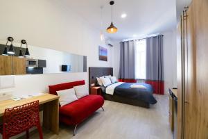Partner Guest House Khreschatyk, Appartamenti  Kiev - big - 101