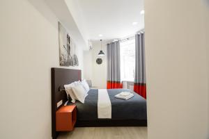 Partner Guest House Khreschatyk, Appartamenti  Kiev - big - 92