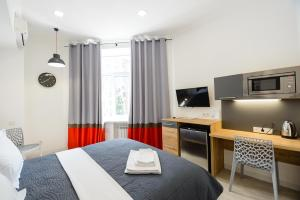 Partner Guest House Khreschatyk, Appartamenti  Kiev - big - 90
