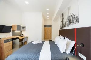 Partner Guest House Khreschatyk, Appartamenti  Kiev - big - 88