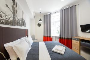 Partner Guest House Khreschatyk, Appartamenti  Kiev - big - 89