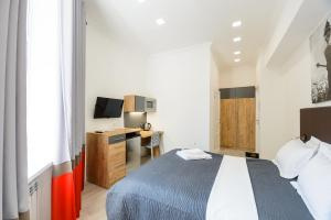 Partner Guest House Khreschatyk, Appartamenti  Kiev - big - 87