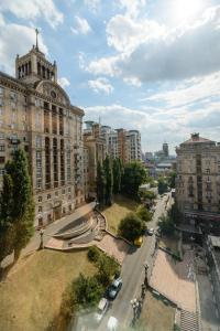 Partner Guest House Khreschatyk, Appartamenti  Kiev - big - 13