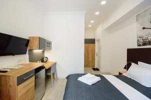 Partner Guest House Khreschatyk, Appartamenti  Kiev - big - 81