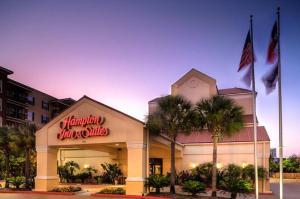 Hampton Inn & Suites Houston-Medical Center-NRG Park - Pierce Junction