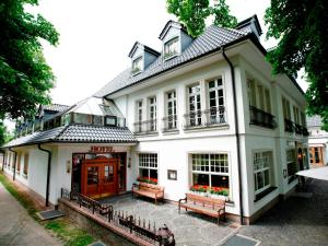 """Hotel """"Schloss Friedestrom"""" - Baumberg"""