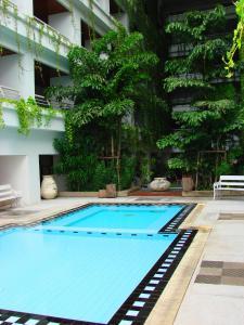 Abricole at Pattaya Hill, Üdülőtelepek  Dél-Pattaja - big - 32