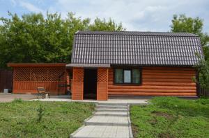 Guest House Berezka, Pensionen  Tichwin - big - 39