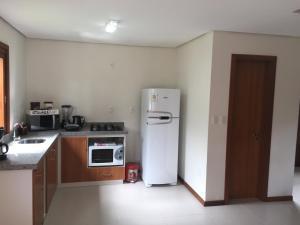 Residencial Dom Afonso II, Apartmanok  Gramado - big - 7